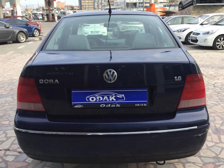 volkswagen bora / 1.6 comfortline aut. |
